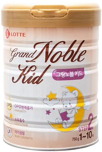 Sữa Grand Noble Kid